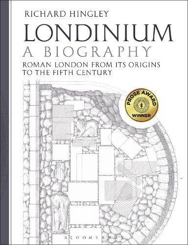 Londinium: A Biography: Roman London from its Origins to the Fifth Century (Paperback)