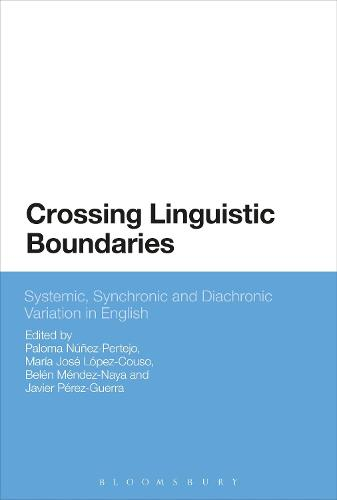 Crossing Linguistic Boundaries: Systemic, Synchronic and Diachronic Variation in English (Hardback)