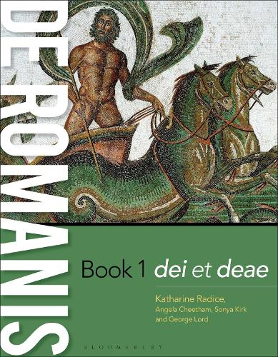 de Romanis Book 1: dei et deae (Paperback)