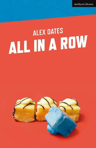 All in a Row - Modern Plays (Paperback)