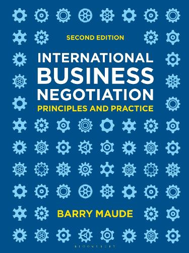 International Business Negotiation: Principles and Practice (Paperback)
