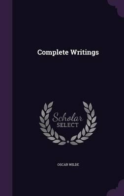 Complete Writings (Hardback)