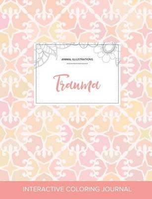 Adult Coloring Journal: Trauma (Animal Illustrations, Pastel Elegance) (Paperback)