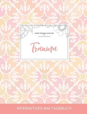 Maltagebuch Fur Erwachsene: Trauma (Schmetterlingsillustrationen, Elegantes Pastell) (Paperback)