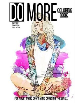 Do More Coloring (Paperback)