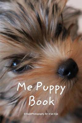 Me Puppy Book (Paperback)
