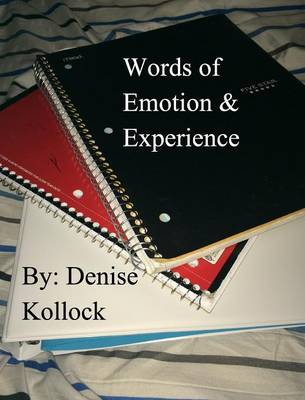 Words of Emotion & Experience (Hardback)