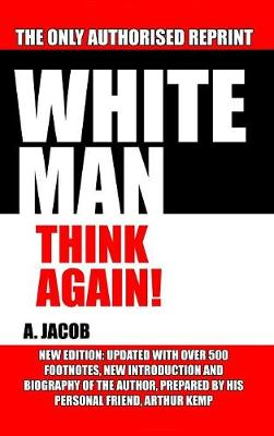 White Man. Think Again! (Hardback)