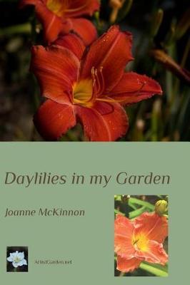 Daylilies in My Garden (Paperback)