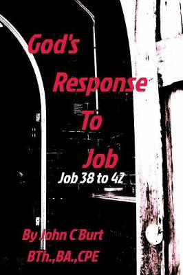God's Response to Job (Paperback)