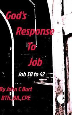 God's Response to Job (Hardback)