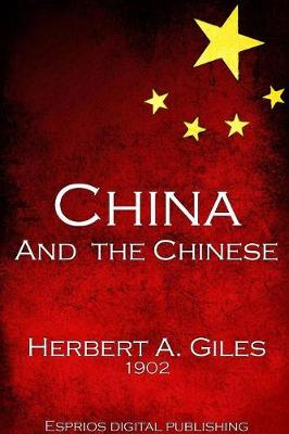 China and the Chinese (Paperback)
