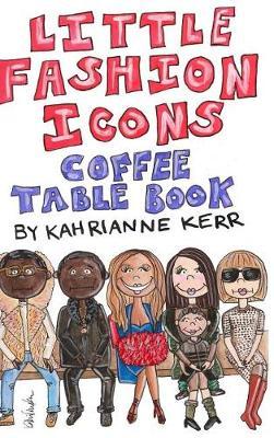 Little Fashion Icons Coffee Table Book (Hardback)