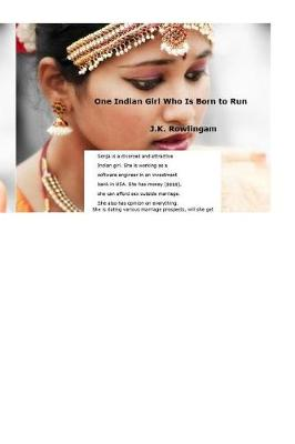 One Indian Girl Who Is Born to Run (Paperback)