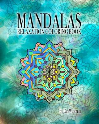 Mandalas Relaxation Coloring Book (Paperback)