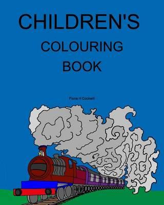 Children's Colouring Book (Paperback)