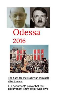 Odessa ( Only 550 Published ) Very Rare Book (Paperback)