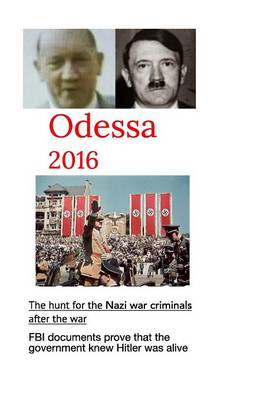 Odessa ( Only 550 Published ) Very Rare Book (Hardback)