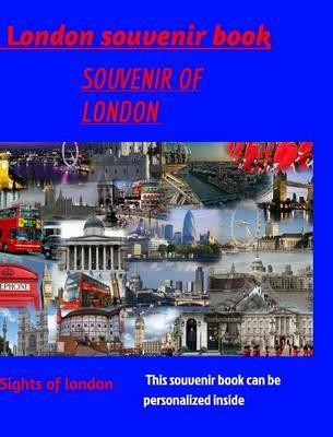 London Souvenir Book (Hardback)