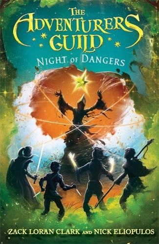 The Adventurers Guild: Night of Dangers (Paperback)