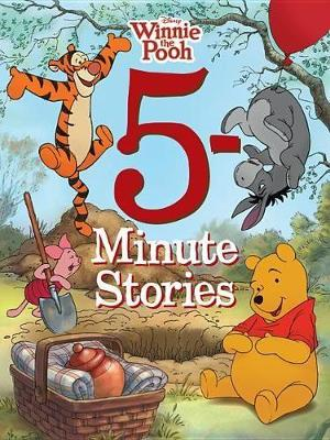 5-minute Winnie The Pooh Stories (Hardback)
