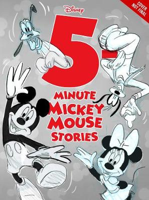 5-minute Mickey Mouse Stories (Hardback)