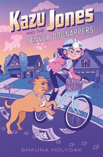 Kazu Jones And The Denver Dognappers (Paperback)