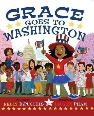 Grace Goes To Washington (Hardback)