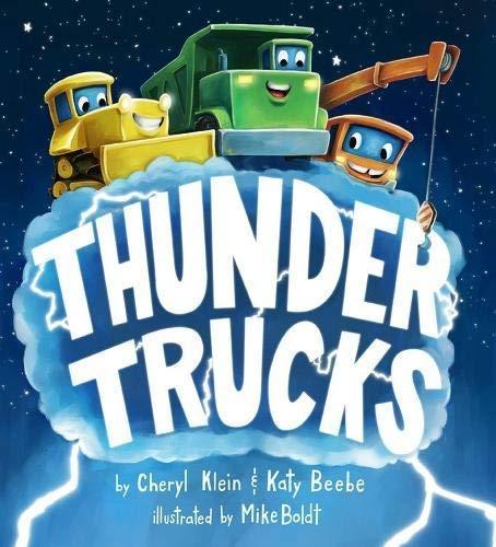 Thunder Trucks (Hardback)
