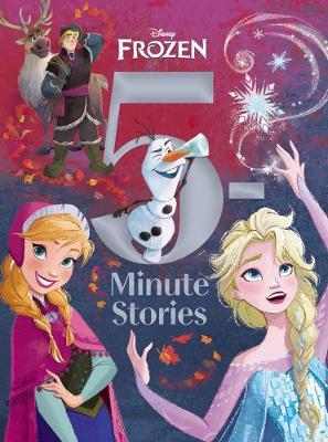 5-minute Frozen: 5-Minute Stories (Hardback)