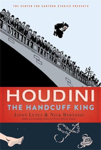 Houdini: The Handcuff King (Paperback)