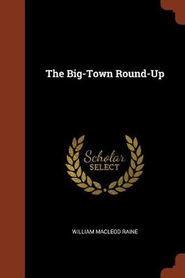 The Big-Town Round-Up (Paperback)