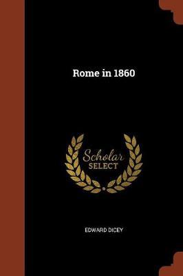Rome in 1860 (Paperback)