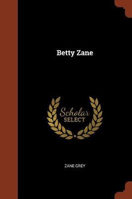 Betty Zane (Paperback)