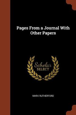 Pages from a Journal with Other Papers (Paperback)
