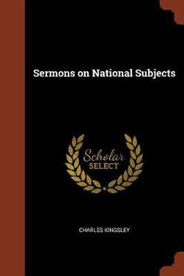 Sermons on National Subjects (Paperback)