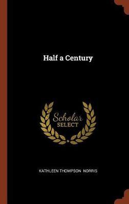 Half a Century (Hardback)