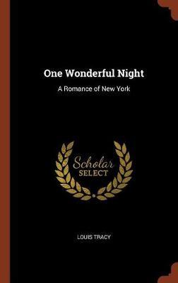 One Wonderful Night: A Romance of New York (Hardback)