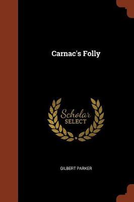 Carnac's Folly (Paperback)