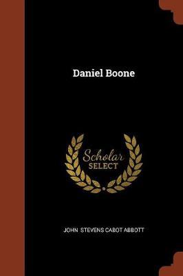 Daniel Boone (Paperback)