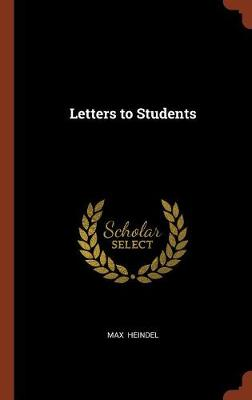 Letters to Students (Hardback)