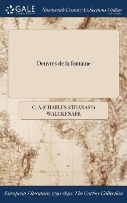 Oeuvres de la Fontaine (Hardback)