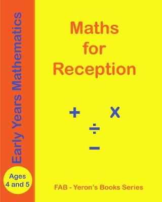 Maths for Reception - Ages 4 and 5 (Paperback)