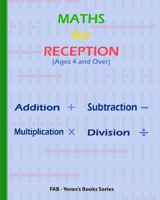 Maths for Reception - Ages 4 and Over (Paperback)