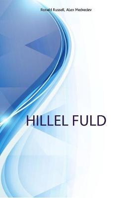 Hillel Fuld, Co-Founder Zcast, Tech Blogger%2fvlogger, Startup Advisor (Paperback)