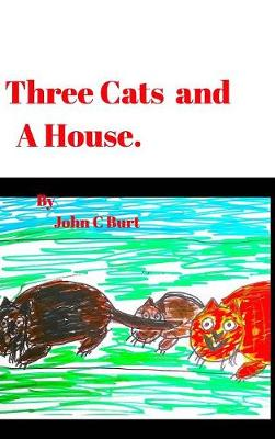 Three Cats and a House. (Hardback)