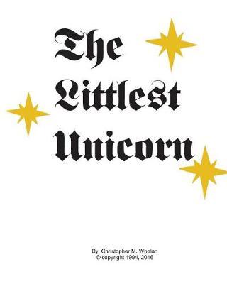 The Littlest Unicorn (Paperback)