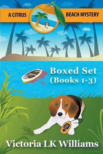 Citrus Beach Mystery: Box Set: Books 1,2,3 (Paperback)