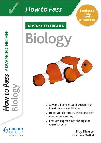 How to Pass SQA Advanced Higher Biology (Paperback)
