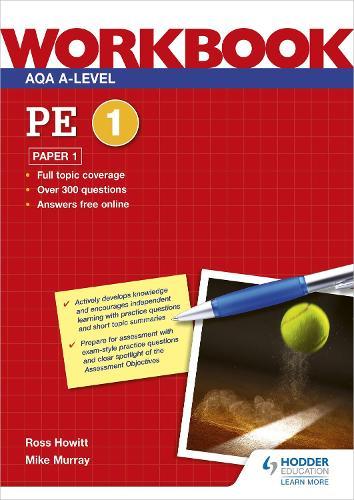AQA A-level PE Workbook 1: Paper 1 (Paperback)